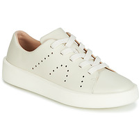 Schuhe Damen Sneaker Low Camper COURB W Beige