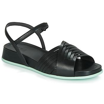 Schuhe Damen Sandalen / Sandaletten Camper ATONIK Schwarz