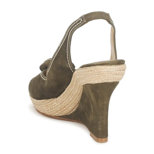 Atelier Voisin ALIX Sandaletten Kaki  Schuhe Sandalen / Sandaletten ALIX Damen 181,30 5c2b6b