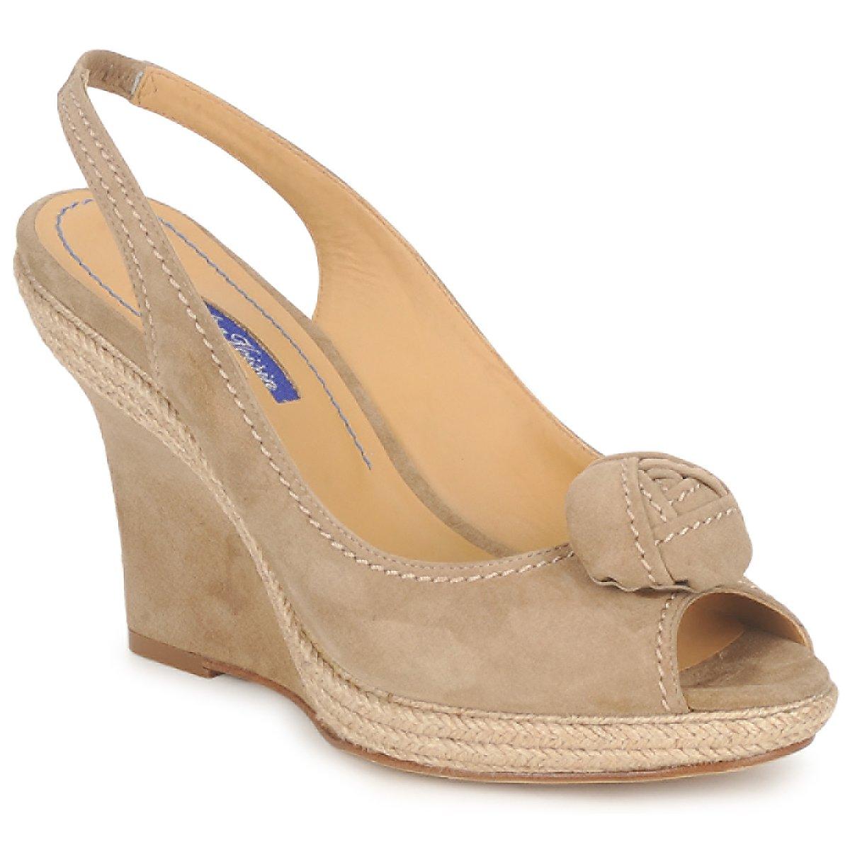Atelier Voisin ALIX Maulwurf - Kostenloser Versand bei Spartoode ! - Schuhe Sandalen / Sandaletten Damen 155,40 €