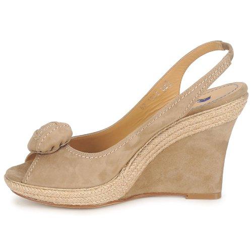 Atelier Voisin ALIX Maulwurf  Schuhe Sandalen / Damen Sandaletten Damen / 155,40 843386