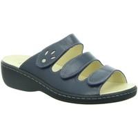Schuhe Damen Sandalen / Sandaletten Longo Pantoletten Beq-Pantl-Wörishf-30 1006395 8 blau