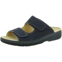 Schuhe Damen Sandalen / Sandaletten Longo Offene 3074301 7536-59503-4 blau