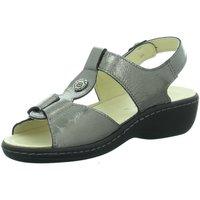 Schuhe Damen Sandalen / Sandaletten Longo Sandaletten -89 1008914-9 grau