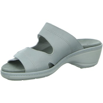 Schuhe Damen Sandalen / Sandaletten Diverse Pantoletten Beq-Pantl-Wörishf+30 1006629 weiß