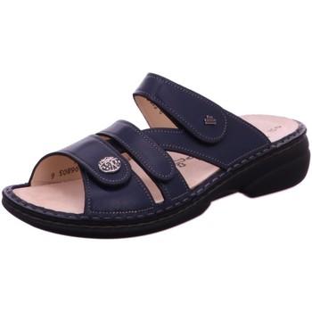 Schuhe Damen Sandalen / Sandaletten Finn Comfort Pantoletten 82568-2720428 blau