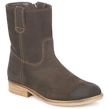Schuhe Kinder Boots Hip DIRAN Braun