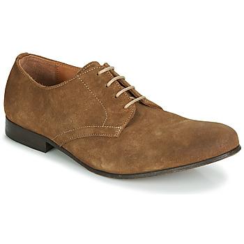 Schuhe Herren Derby-Schuhe Hudson PIER Braun