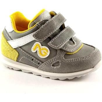 Schuhe Kinder Babyschuhe Nero Giardini NGJ-23482-106 Grigio