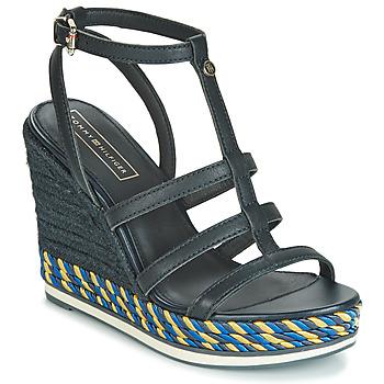 Schuhe Damen Sandalen / Sandaletten Tommy Hilfiger VANCOUVER 7A Marine