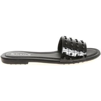 Schuhe Damen Pantoffel Tod's XXW0OV0Y401OW0B999 nero