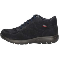 Schuhe Herren Sneaker Low CallagHan 14006 BLUE