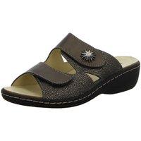 Schuhe Damen Sandalen / Sandaletten Longo Pantoletten Beq-Pantl-Wörishf-30 1005351 braun