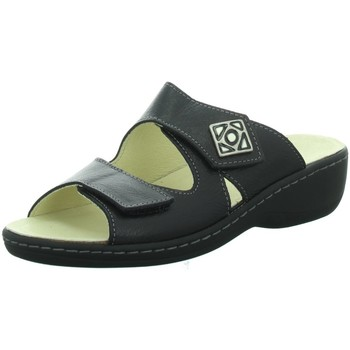 Schuhe Damen Sandalen / Sandaletten Longo Pantoletten PANTOLETTE 1010486-0 (G) schwarz