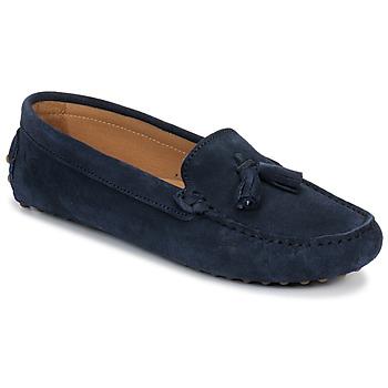 Schuhe Damen Slipper Casual Attitude GATO Marine