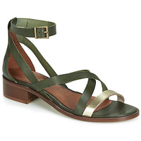 Schuhe Damen Sandalen / Sandaletten Casual Attitude COUTIL Grün
