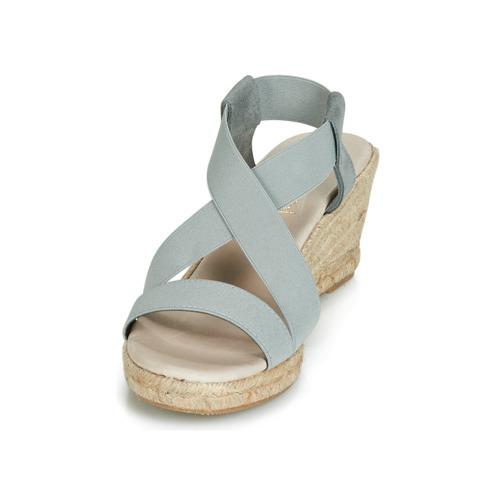 Casual Attitude JALAYEBE Grau  Schuhe Sandalen   Sandaletten Sandaletten Sandaletten Damen 960e63