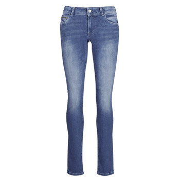 Kleidung Damen Slim Fit Jeans Pepe jeans NEW BROOKE POWER FEX Blau / Uc1