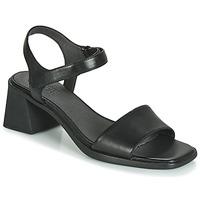 Schuhe Damen Sandalen / Sandaletten Camper KAROLINA Schwarz