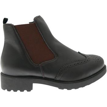 Schuhe Damen Ankle Boots Calzaturificio Loren LOC3753ne nero