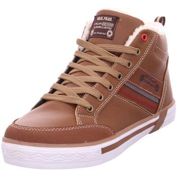 Schuhe Herren Schneestiefel Hengst - 370652 braun