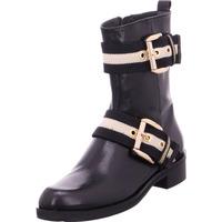 Schuhe Damen Klassische Stiefel Stiefelette - 27688 schwarz