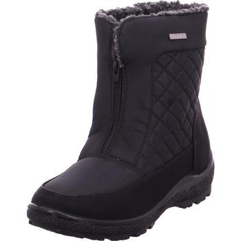 Schuhe Damen Schneestiefel Hengst - 892613 schwarz