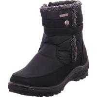 Schuhe Damen Schneestiefel Hengst - 892611-801 schwarz