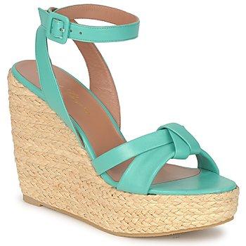 Schuhe Damen Sandalen / Sandaletten Robert Clergerie DEBA Ausgewaschener himmer
