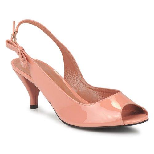 Robert Clergerie OROC Rose Schuhe Sandalen / Sandaletten Damen 177,50