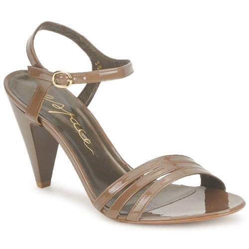 Espace LASTY Braun  Schuhe Sandalen / Sandaletten Damen 143,20