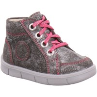 Schuhe Mädchen Low Boots Superfit Maedchen 00426-16 grau
