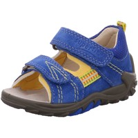 Schuhe Jungen Sandalen / Sandaletten Superfit Sandalen . 00030-86 blau