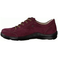 Schuhe Damen Derby-Schuhe Finn Comfort Schnuerschuhe Soho 2743-427125 rot