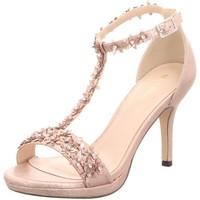 Schuhe Damen Sandalen / Sandaletten Menbur High 9447-97R beige