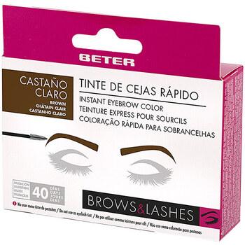 Beauty Damen Augenbrauenpflege Beter Brow Instant Tinte Cejas Rápido castaño Claro 1 u
