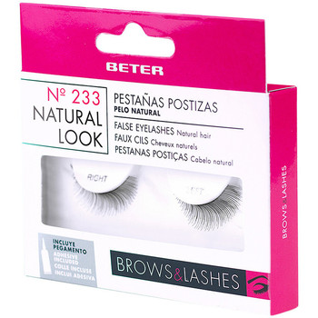 Beauty Damen Set Lidschatten  Beter Pestañas Postizas 233 Look Natural 1 u