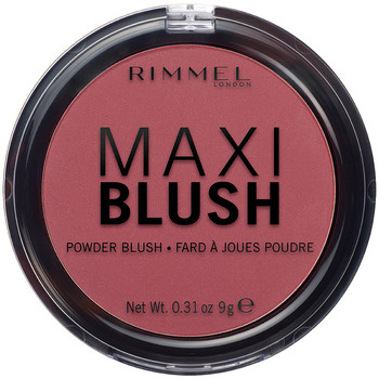Beauty Damen Blush & Puder Rimmel London Maxi Blush Powder Blush 005-rendez-vous 9 Gr 9 g