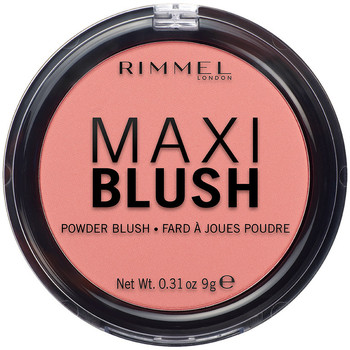 Beauty Damen Blush & Puder Rimmel London Maxi Blush Powder Blush 006-exposed 9 Gr 9 g