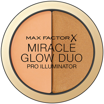 Beauty Damen Highlighter  Max Factor Miracle Glow Duo Pro Illuminator 30-deep 11 Gr 11 g