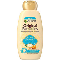 Beauty Shampoo Garnier Original Remedies Champú Elixir De Argan