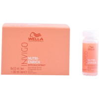 Beauty Haarstyling Wella Invigo Nutri-enrich Nourishing Serum  8 x 10 ml