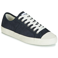 Schuhe Herren Sneaker Low Jim Rickey TROPHY Blau