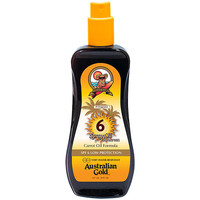 Beauty Sonnenschutz Australian Gold Sunscreen Spf6 Spray Carrot Oil Formula  237 ml
