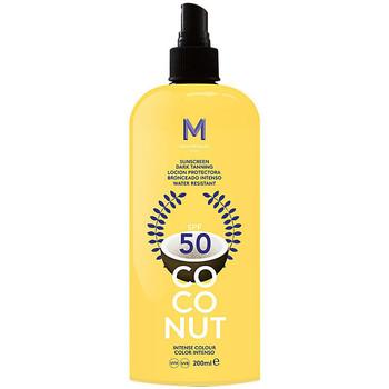 Beauty Sonnenschutz Mediterraneo Sun Coconut Sunscreen Dark Tanning Spf50