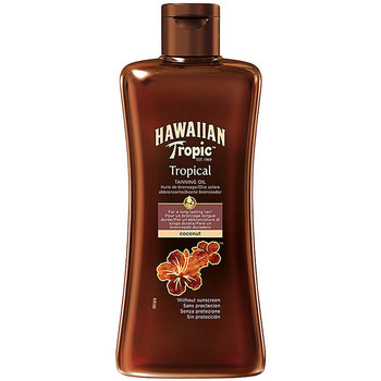 Beauty Sonnenschutz 1 Coconut Tropical Tanning Oil Spf0  200 ml