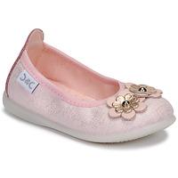 Schuhe Mädchen Ballerinas Citrouille et Compagnie JATAMAL Rose