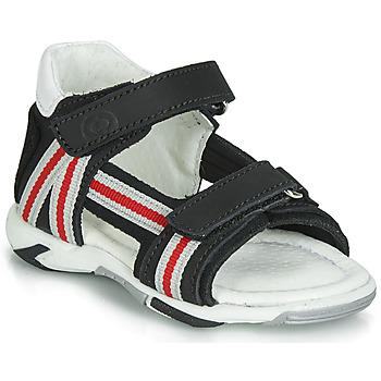 Schuhe Jungen Sandalen / Sandaletten Citrouille et Compagnie JATILETTE Schwarz