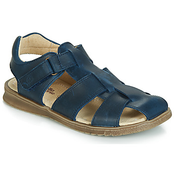 Schuhe Jungen Sandalen / Sandaletten Citrouille et Compagnie JALIDOU Blau