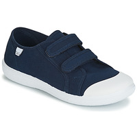 Schuhe Jungen Sneaker Low Citrouille et Compagnie JODIPADE Marine